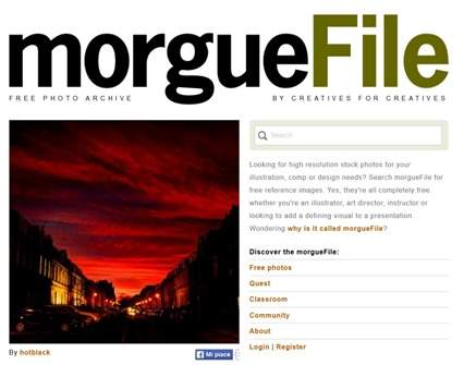 morgue-file