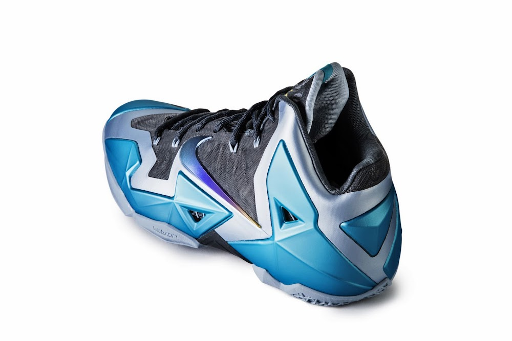a2f8a31dde21 ... Release Reminder Nike LeBron XI Gamma Blue Collection ...