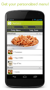 Dietista - Your Nutritionist - screenshot thumbnail