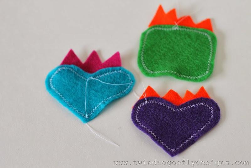 Monster Embroidery Hoop (4)
