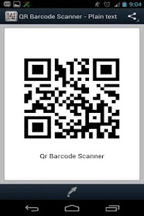 QR BARCODE SCANNER - screenshot thumbnail