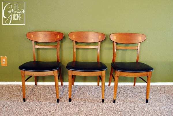 lane acclaim dining chairs