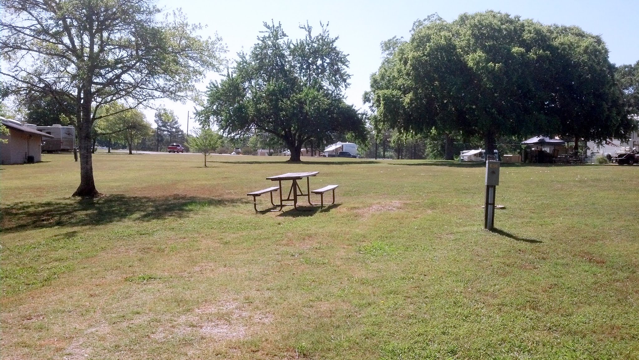 Campground Review Lake Conroe Thousand Trails Here And