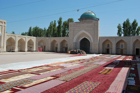 Obiective turistice Uzbekistan: Kokand - Narbutabey Medressa