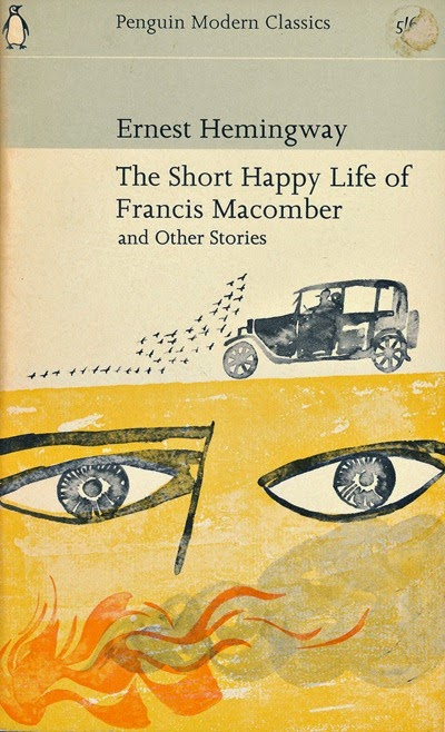hemingway_short happy life1964_paul hogarth