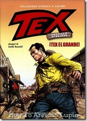 P00004 - Tex Albo speciale nº #1