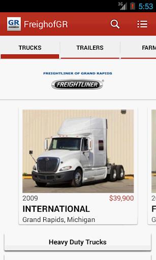 Freightliner of Grand Rapids