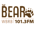 101.3 The Bear logo