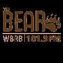 101.3 The Bear logo