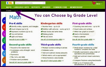 You Can Choose by Grade Level