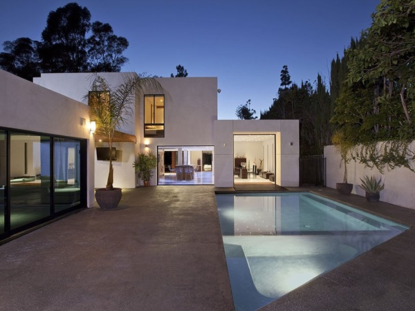 casa-con-piscina-Beverly-Hills