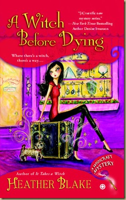 A_Witch_Before_Dying_Cover