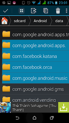 Best android apps for cancellable progress dialog list
