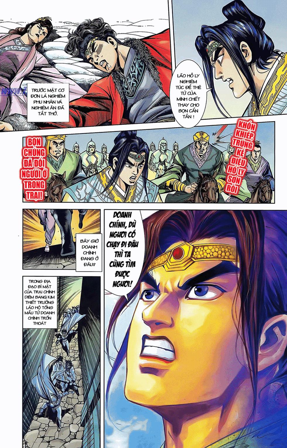 Tần Vương Doanh Chính chapter 11 trang 29