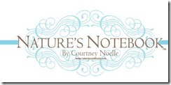 Natures Notebook logo