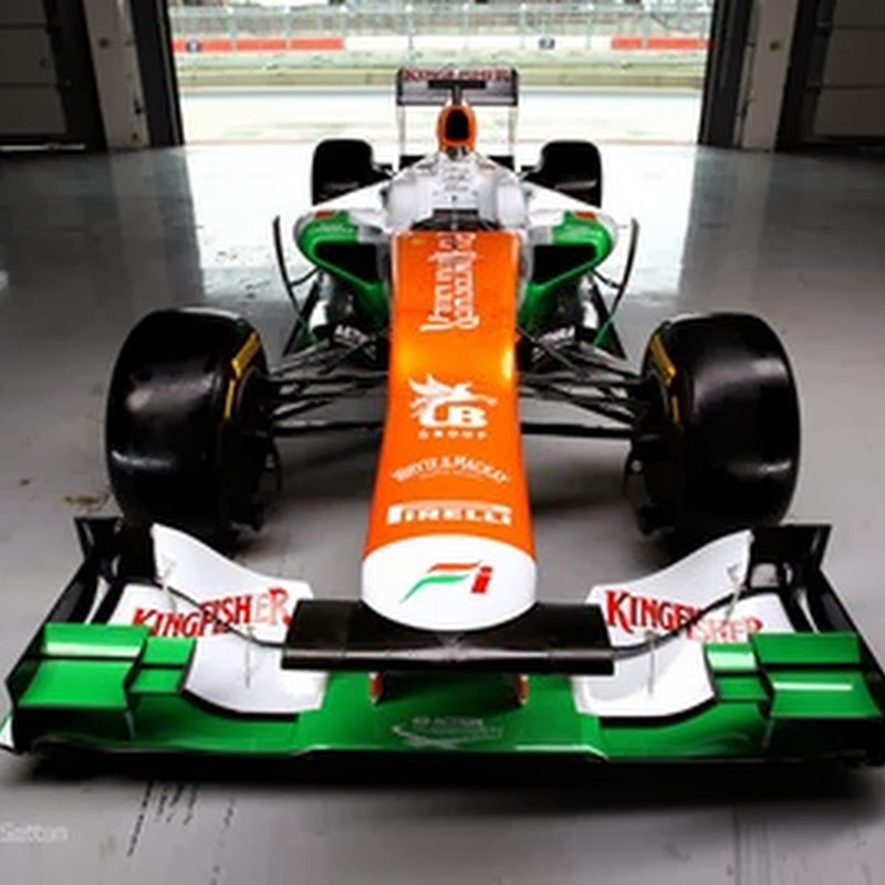 Formula One temporada 2014: Force India.