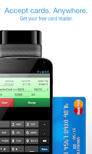 Credit Card Terminal - screenshot thumbnail