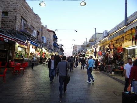 Imagini Israel: Piata Mahane Yehuda Ierusalim