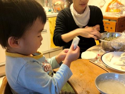 椎名町に新しくできた「かりゆし」という和菓子屋さんでたい焼きとお団子を食べてみた。