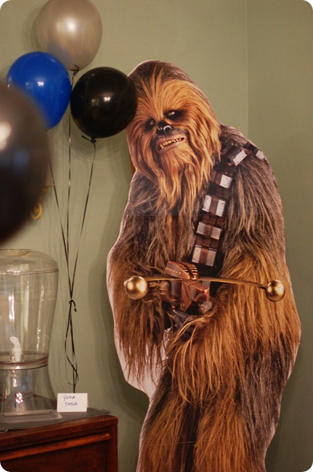 Just Deanna Star Wars Episode Vii The Party