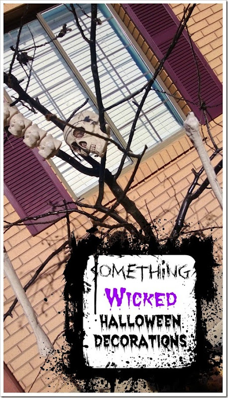 something wicked halloween decorations