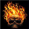 Skull HD Wallpaper FREE icon