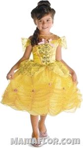 Tarjeta de Cumpleaños de Las Princesas Disney