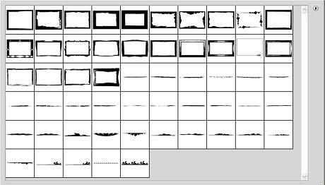DesignEasy: Free APS Frames Custom Shapes