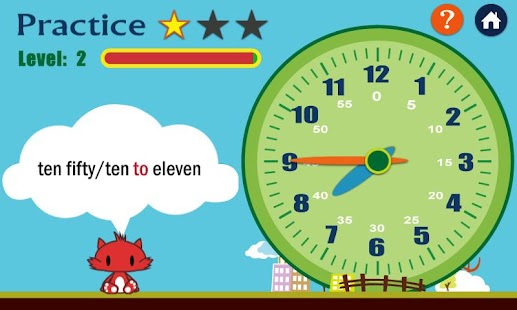 Kids Learn Time - screenshot thumbnail