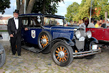Bajoras Klementas Sakalauskas, automobilis Nash 660, 1931 m. su bajorystės herbu