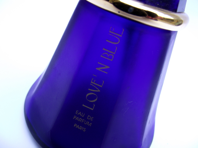 Perfume Love n Blue Jeanne Arthes