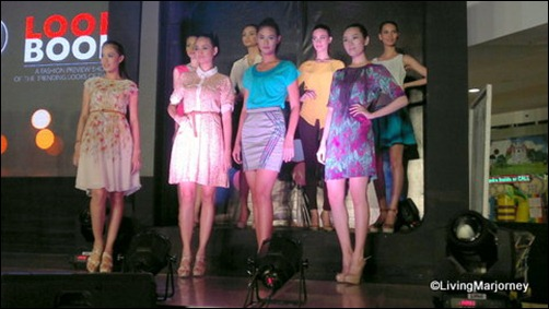 LookBook, The Fashion Show at SM City Fairview