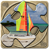 FlipPix Jigsaw - Sail Away