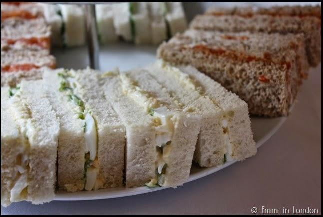 Sandwiches - Laura Ashley Afternoon Tea