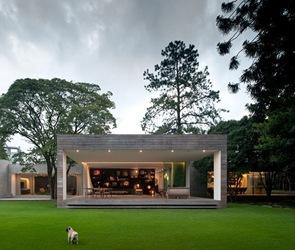 Casa grecia arquitecto isay weinfeld