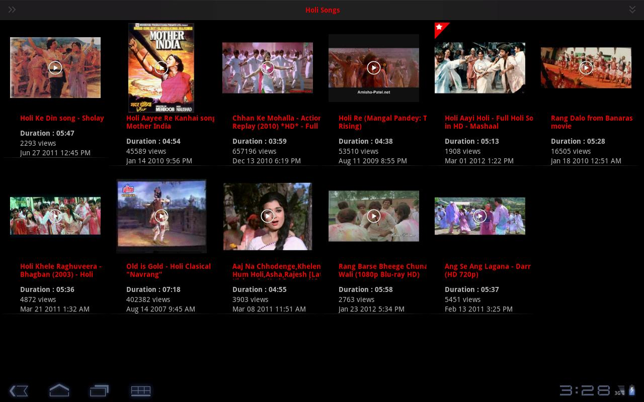 Deykho Bollywood (Free Video) - screenshot