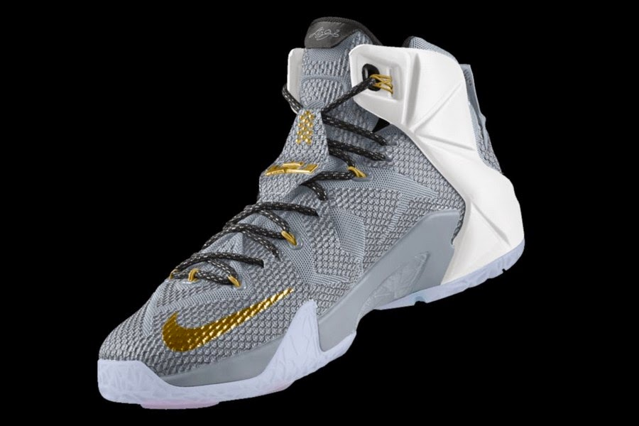 38364b4f055 Nike LeBron XII (12) Goes Live on NIKEiD for $245 | NIKE LEBRON ...