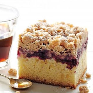 New York-Style Crumb Cake.