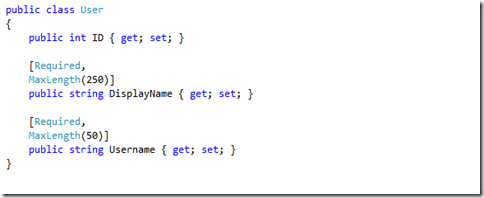 See Sharp With ASP Net: Using Decimal as Primary key in