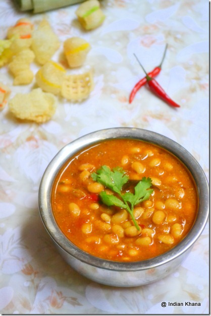 Easy Dry Soya Bean Kurma Curry Recipe (2)