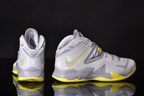 low priced ead72 32e22 LeBron's Nike Zoom Soldier VII Available Now For $125 ($5 ...