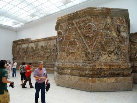 Muzeu Berlin: Palat Mshatta
