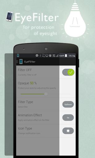 EyeFilter - Blue Light