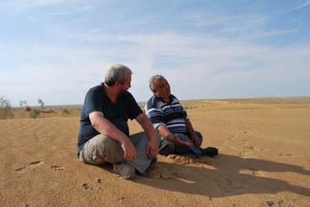 Povesti vanatoresti in Turkmenistan