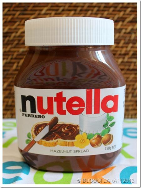 Busog Sarap Nutella Vs Nutino
