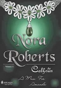 Um Homem Para Amanda (Vol.05), por Nora Roberts
