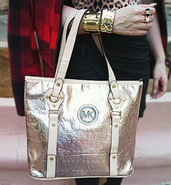 Micheal Kors Bag,Arm Candy, Camera & Star Ring