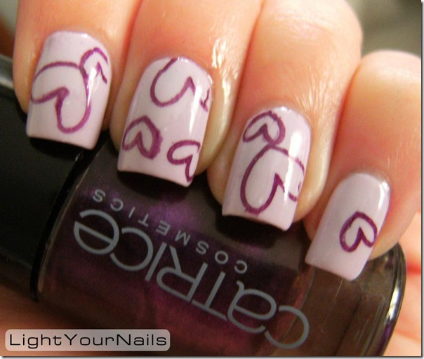Essie To Buy or Not To Buy, Poison Me, Poison You!, Born Pretty Store stamping plate QA36
