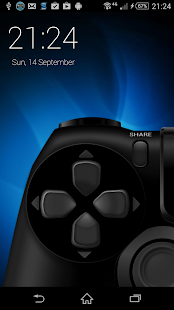 Gamepad Screen Locker- screenshot thumbnail