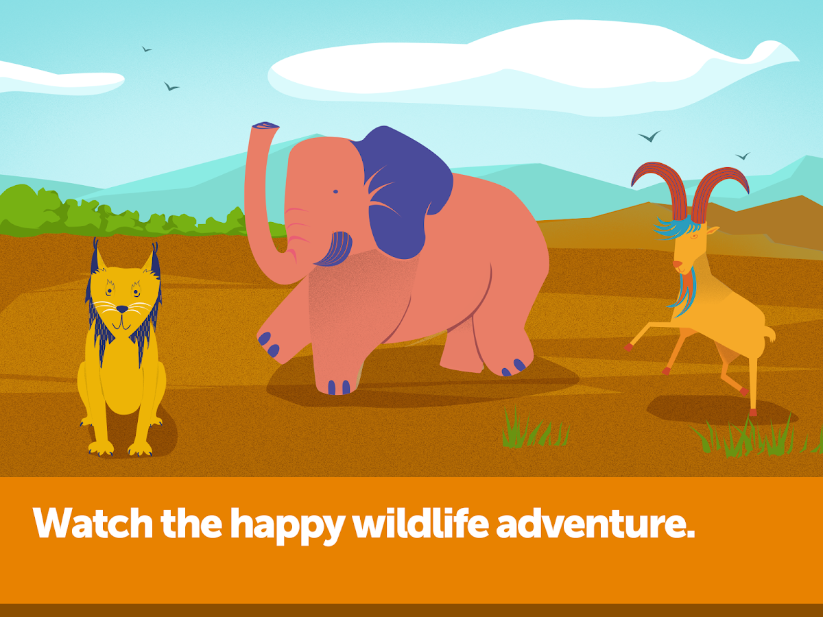 cartoon ecology story for kids android apps on google play